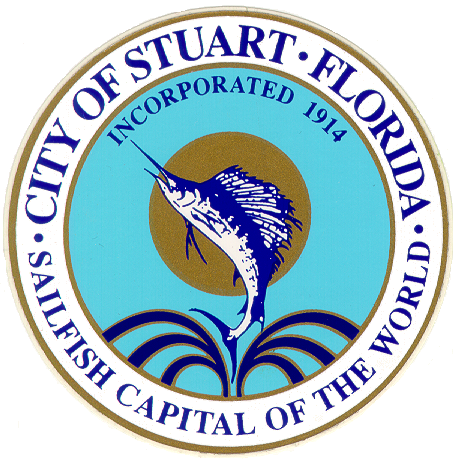 City of Stuart Florida Sailfish Capital of the World
