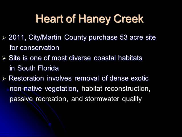 Heart of Haney Creek
