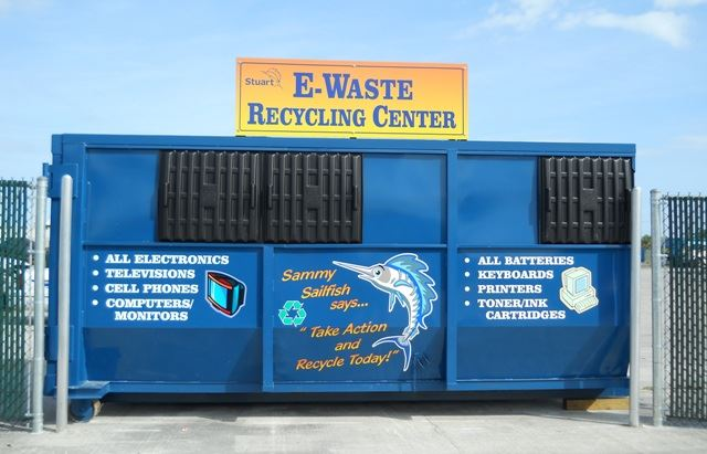 E-Waste Recycling Center