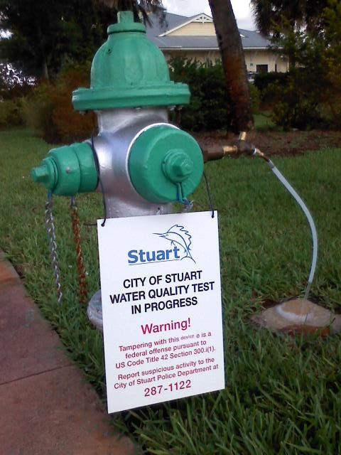 Water Hydrant
