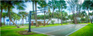Flagler Park Basketball Court