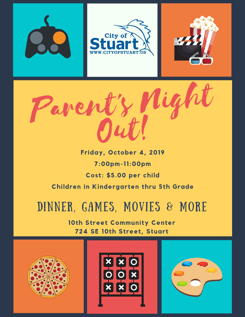 Parent's Night Our Flyer