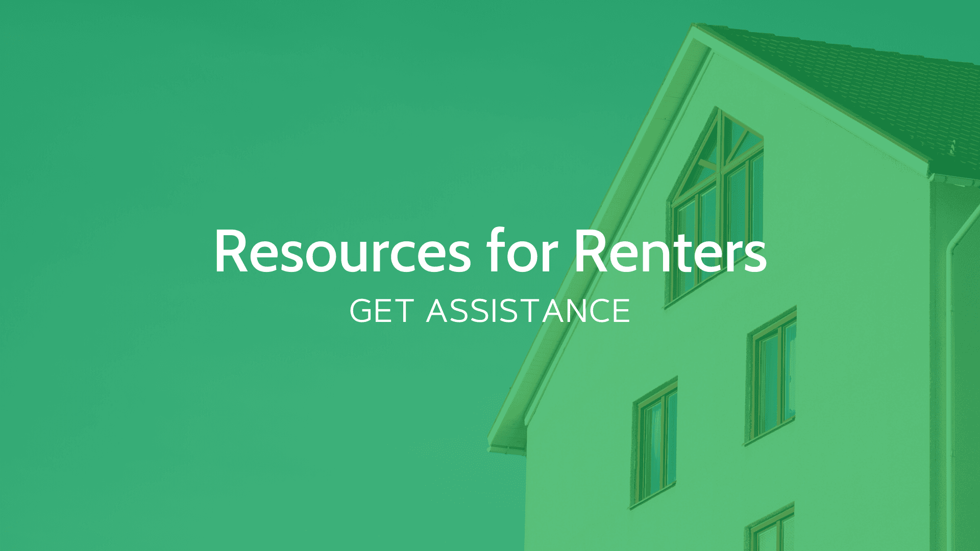 Resources for Renters
